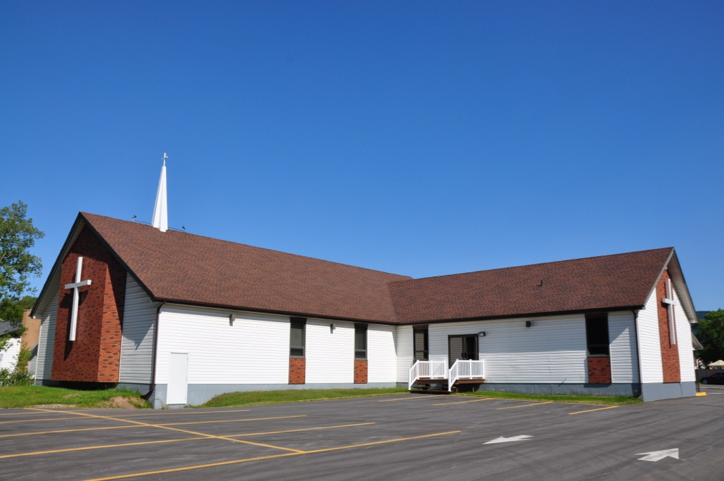 Pasadena Pentecostal Church